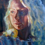 Blonde in Oil